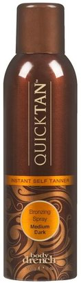 Body Drench Quick Tan Medium Dark Bronzing Spray