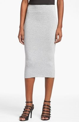Topshop Midi Tube Skirt
