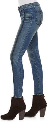 Rag and Bone Split Separating Legging Jeans, Brimfield