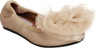Lanvin Pom Pom Ballet Slipper
