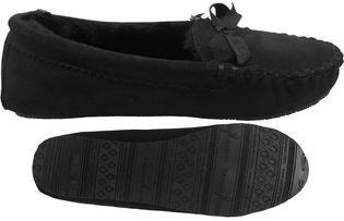 Daniel Green Nessa Black - Womens Slippers