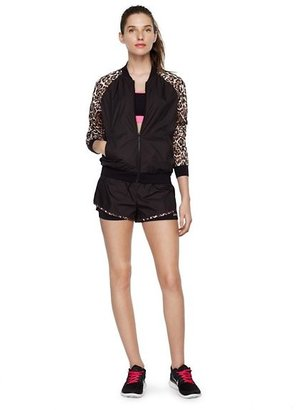 Juicy Couture Colorblocked Bomber Jacket