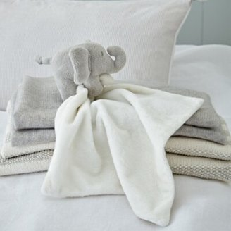 The White Company Kimbo Comforter, Grey, One Size