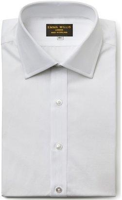 Emma Willis White Superior Cotton Shirt