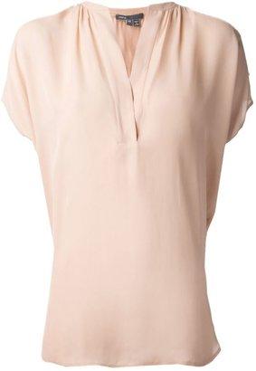 Vince popover blouse
