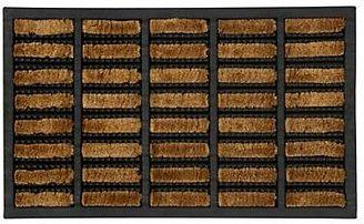 John Lewis & Partners Rubber and Coir Scraper Door Mat