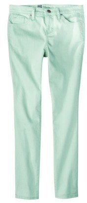 Mossimo Women's Skinny Cropped Jeans (Fit 3) - Assorted Colors