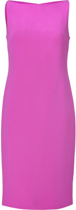 Ralph Lauren Hyacinth Silk Dress