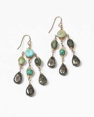 Kendra Scott Tasman Stone Dangle Earrings