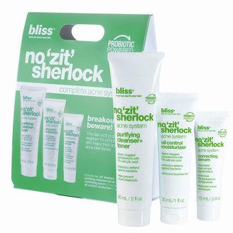 Bliss no 'zit' sherlock kit