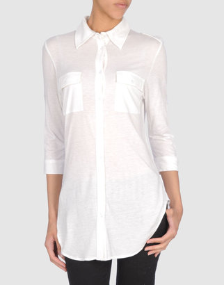 Under.ligne By Doo.ri Shirt with 3/4-length sleeves