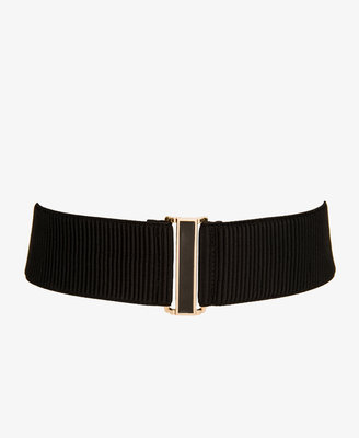 Forever 21 Ribbed Waist Belt