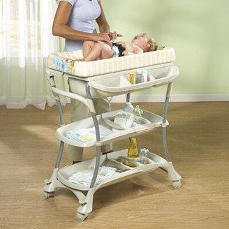 Primo Euro Spa Baby Bathtub and Changer Combo