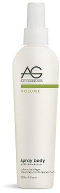 Ulta AG Hair Cosmetics Volume Spray Body Soft Hold Volumizer