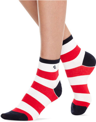 Lauren Ralph Lauren Socks, Rugby Anklet
