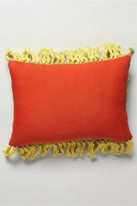 Anthropologie Pom Path Pillow