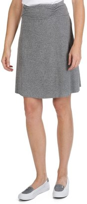 Wanderlust SoyBu Skirt - Stretch Cotton Chamois (For Women)