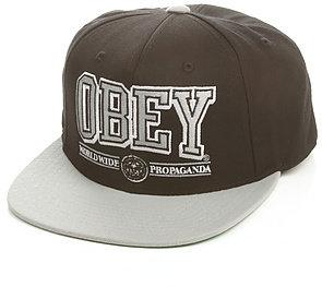 Obey The Athletics Hat