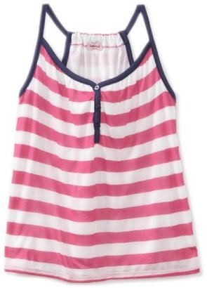 Splendid Girls 7-16 Rugby Stripe Top