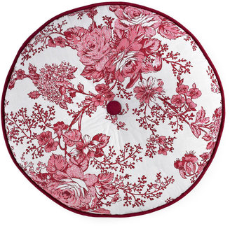 JCPenney JCP Home Collection Toile Garden Round Decorative Pillow