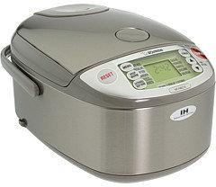 Zojirushi NP-HBC10 5.5 Cup Induction Heating Rice Cooker & Warmer