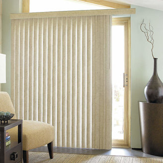 JCPenney JCP HOME HomeTM Suede-Look Vinyl Vertical Blinds