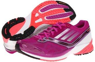 adidas adizero Tempo 5 W (Vivid Pink/Running White/Red Zest) - Footwear