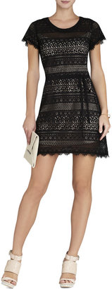 BCBGMAXAZRIA Darlita Lace Sheath Dress