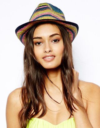 Seafolly Beach Café Straw Hat