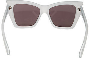 Le Specs The Rapture Sunglasses in Ice Blue