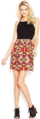 Kensie Floral-Print Dress