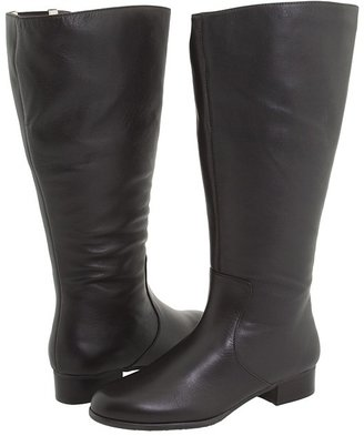 Fitzwell Syrup/Extra Wide Calf Boot (Brown Softy Calf) - Footwear
