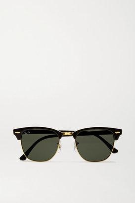 d6af69c8c6 Ray-Ban Clubmaster Acetate Sunglasses - Black