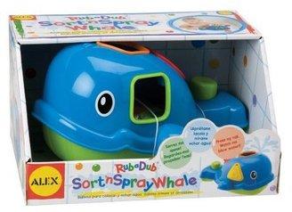 Alex Sort N Spray Whale
