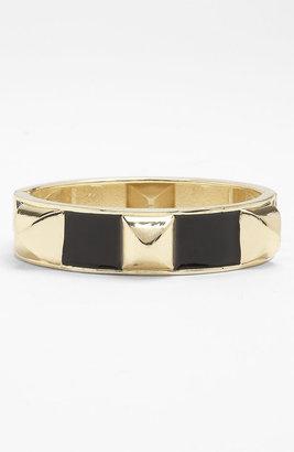 Stephan & Co Pyramid Stud Bracelet