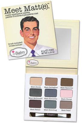 TheBalm 'Meet Matt(e)®' Eyeshadow Palette