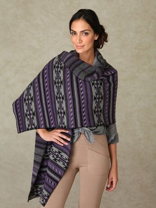 Free People Navajo Blanket Scarf