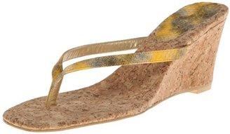 Annie Shoes Women's Ada Wedge Sandal $54.95 thestylecure.com