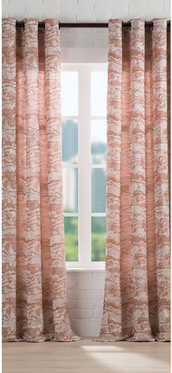 Bed Bath & Beyond Como 63-Inch Window Curtain Panel in Spice
