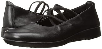ARCOPEDICO Vegas (Black) Women's Flat Shoes
