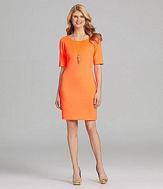 Antonio Melani Elsie Elbow-Sleeve Dress
