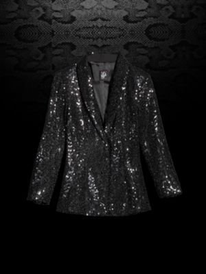 New York & Co. Sequin Blazer by EVA for NY&C