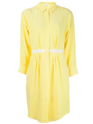 Band Of Outsiders slit sleeved dress