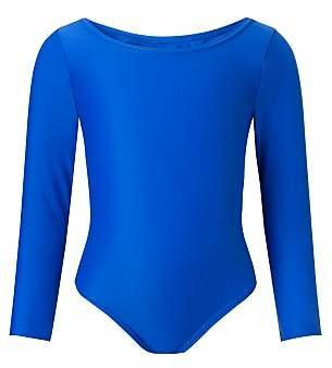 Church's Unbranded St Michael's of England Preparatory School Girls' Leotard, Royal Blue
