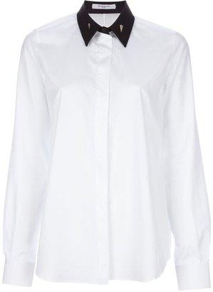Givenchy studded shirt