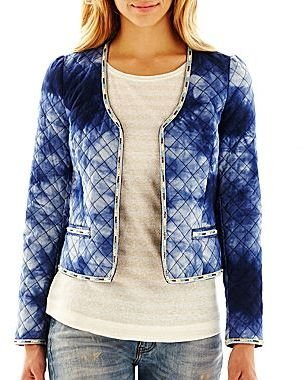 Mng by Mango® Bleached Jacket