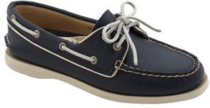 Sperry 'Authentic Original' Leather Boat Shoe