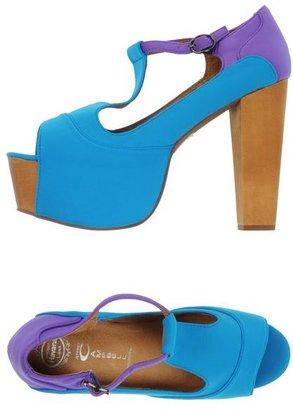Jeffrey Campbell Platform sandals