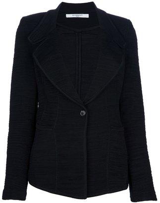 Givenchy tonal knit blazer