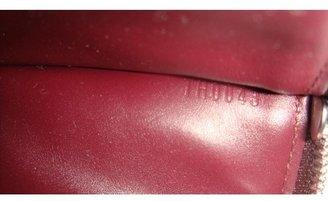 Louis Vuitton excellent (EX Monogram Mat Porte-Monnaie Billets Wallet